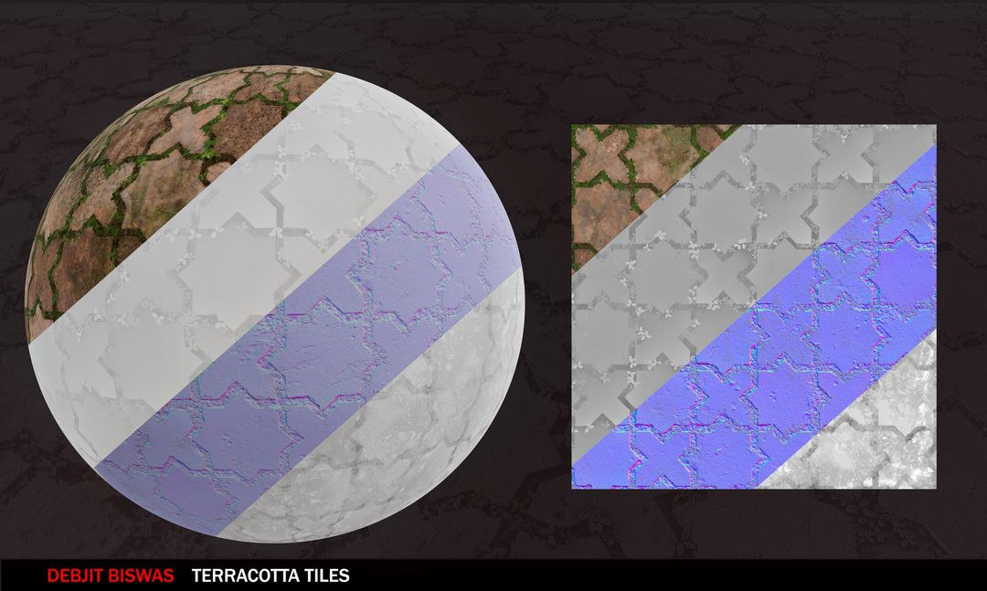 Terracotta Tiles debjit biswas terracottatiles06 jpg