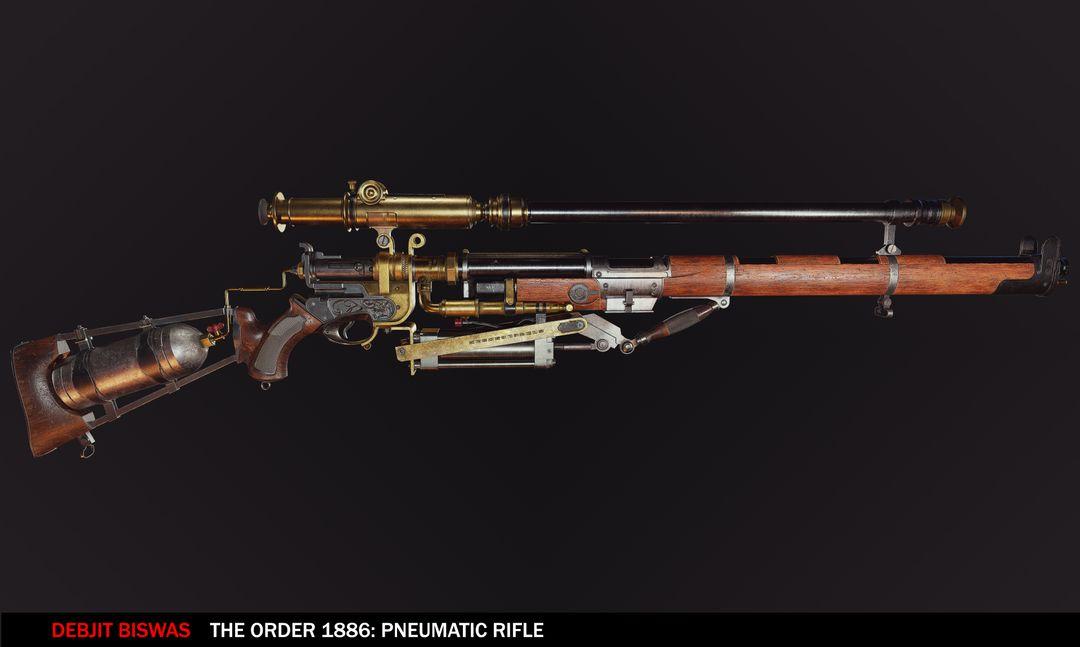 Pneumatic Rifle PneumaticRifle01 jpg