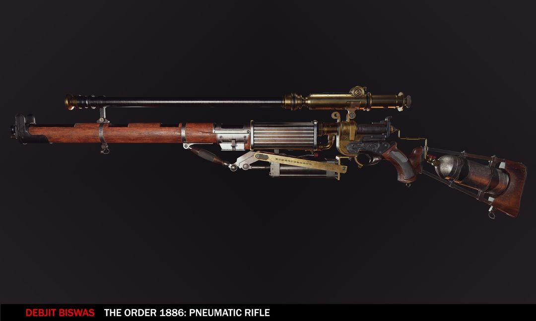 Pneumatic Rifle PneumaticRifle02 jpg