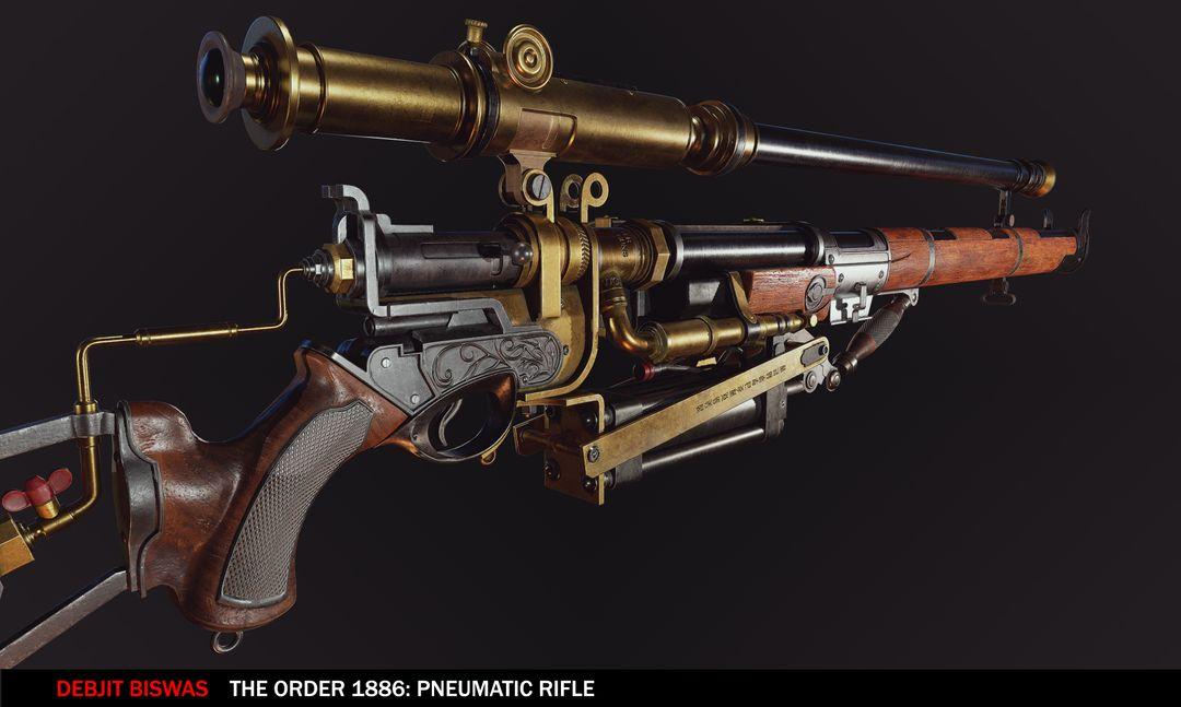 Pneumatic Rifle PneumaticRifle03 jpg