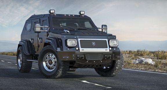 SUV Knight XV
