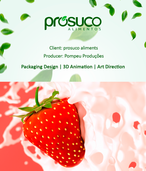 Commercial Prosuco 3D