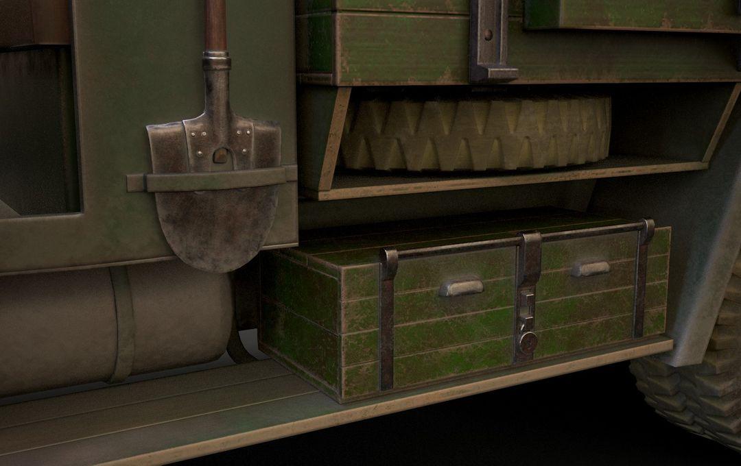 WW2 German Krupp L3H163 Truck 12 jpg
