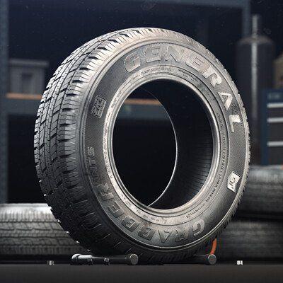 3D General Grabber HTS Tire