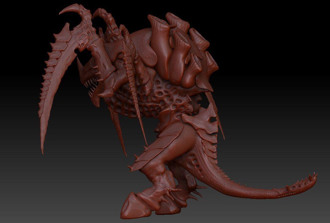 Carnifex Sculpt antonios syrakoulis carnifex 4 jpg