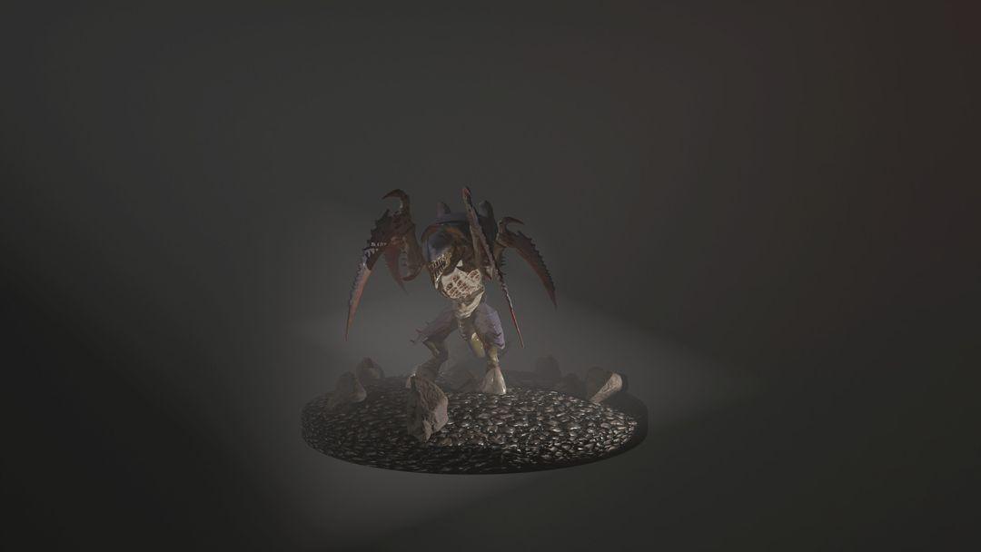 Carnifex Sculpt antonios syrakoulis screenshot001 jpg