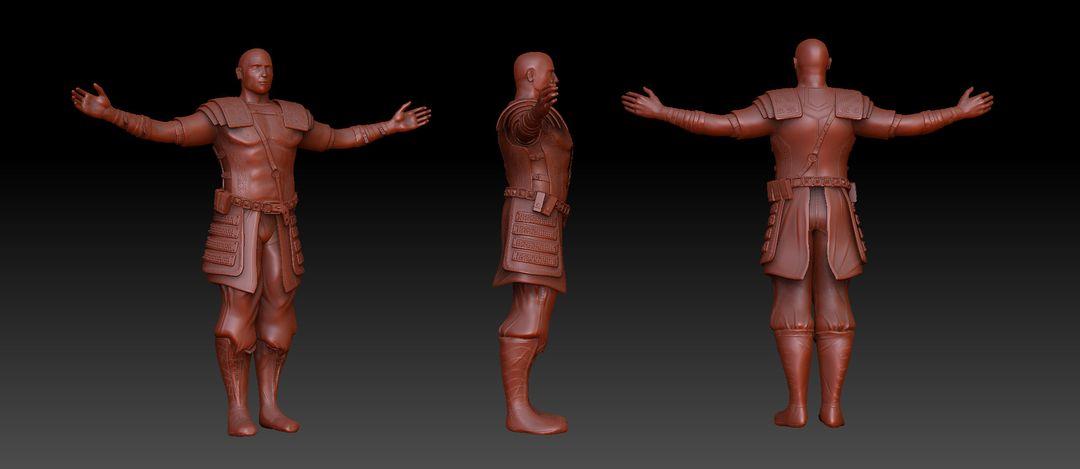 Armor Sculpted for Uni project antonios syrakoulis sculpt armor jpg