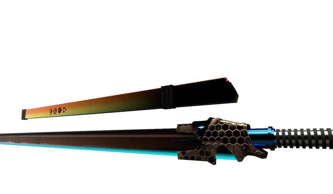 Conan Exiles mod Swords antonios syrakoulis sci fi saber123 jpg