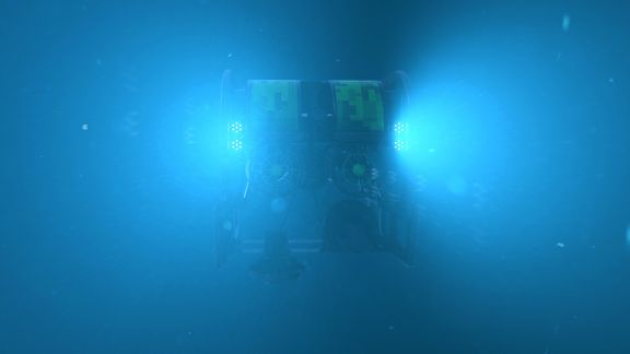 Deep Sea ROV