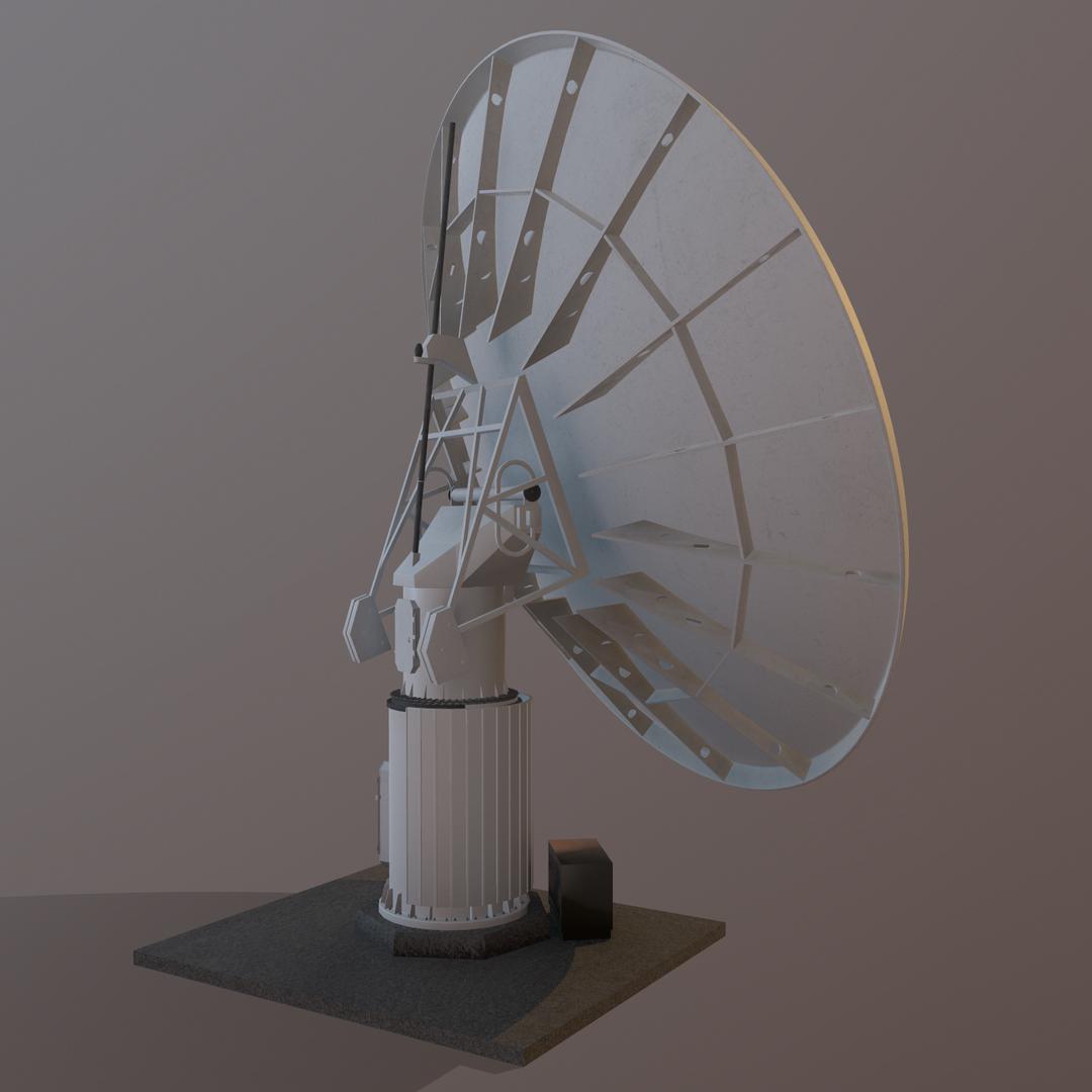 Radio Telescope screenshot004 png