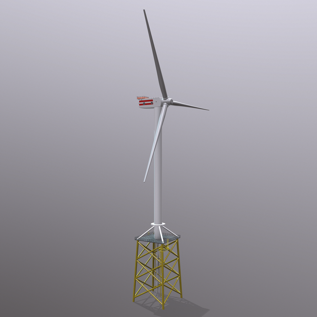 Off Shore Wind Turbine screenshot006 png