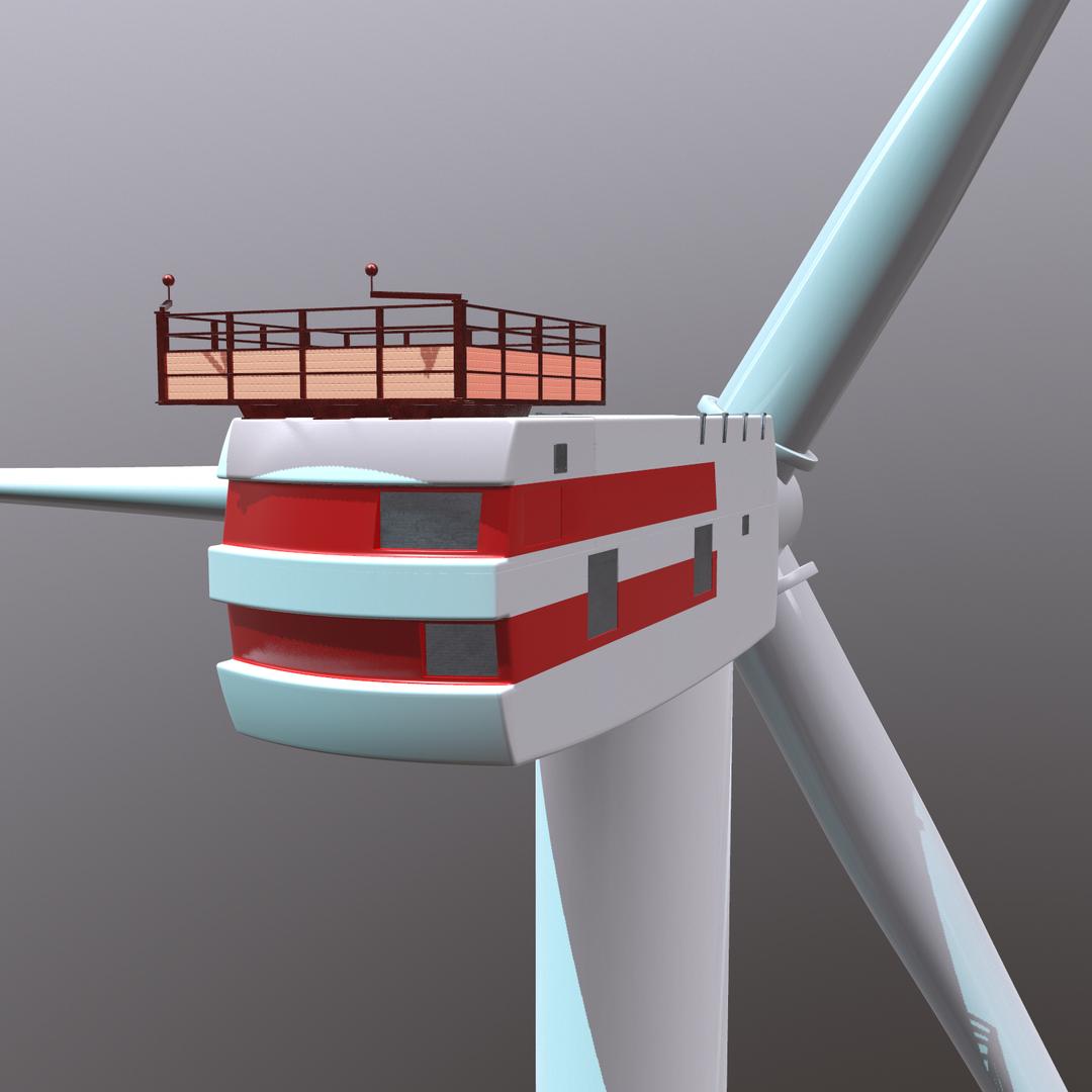 Off Shore Wind Turbine screenshot009 png