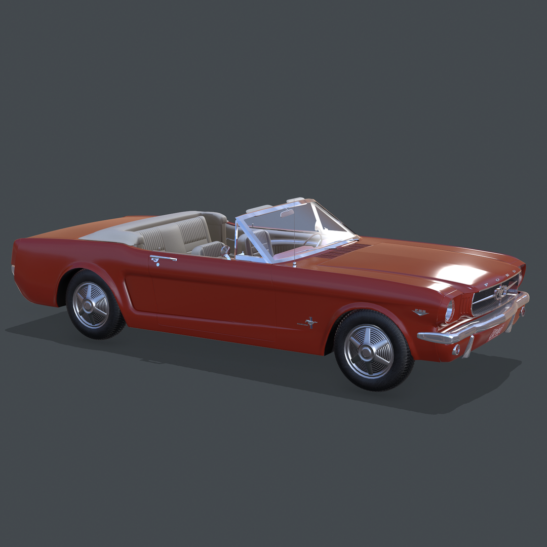 1965 Mustang screenshot017 png