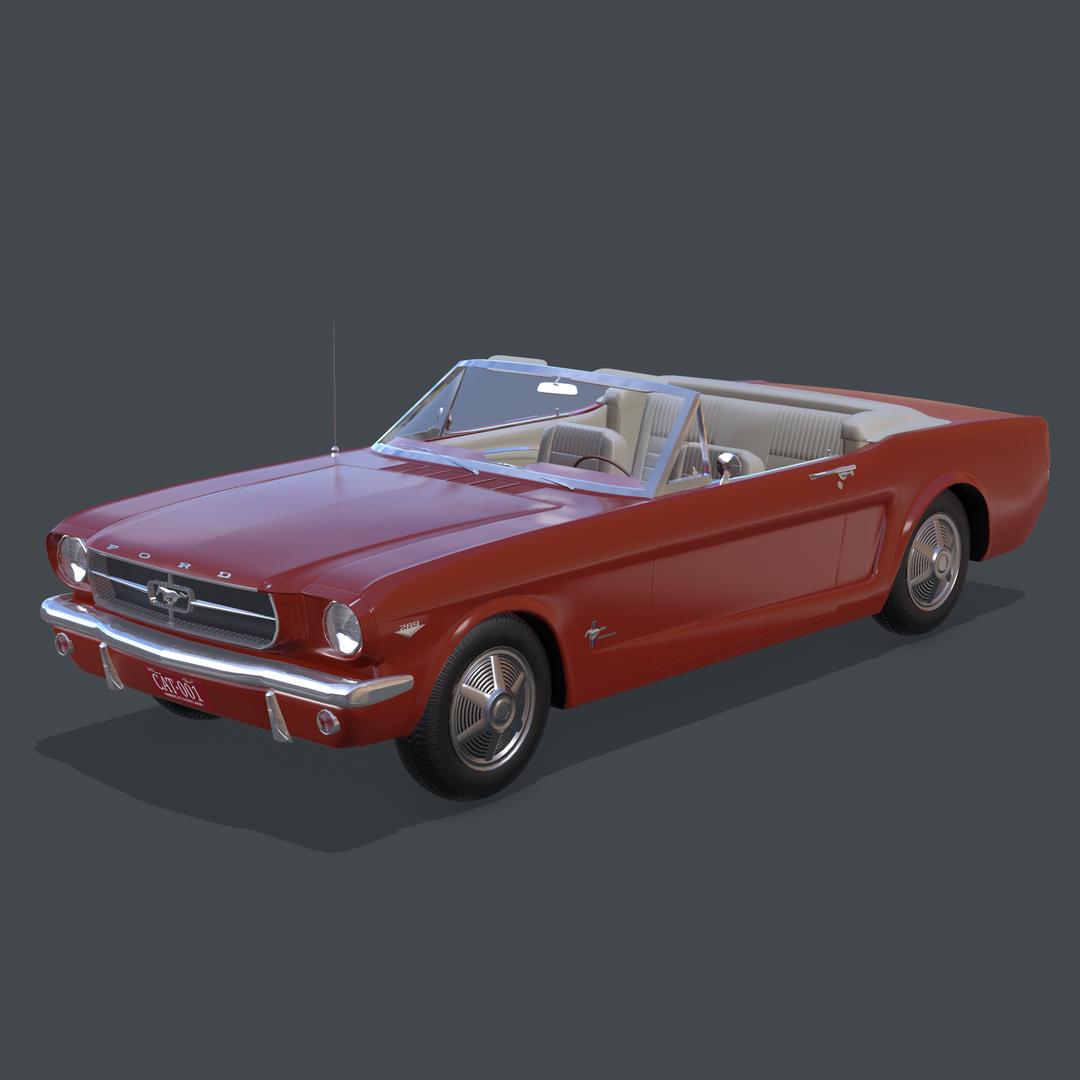 1965 Mustang screenshot018 png