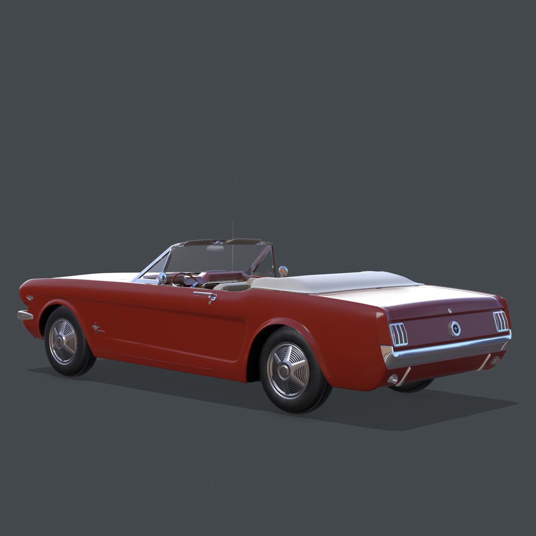 1965 Mustang screenshot019 png