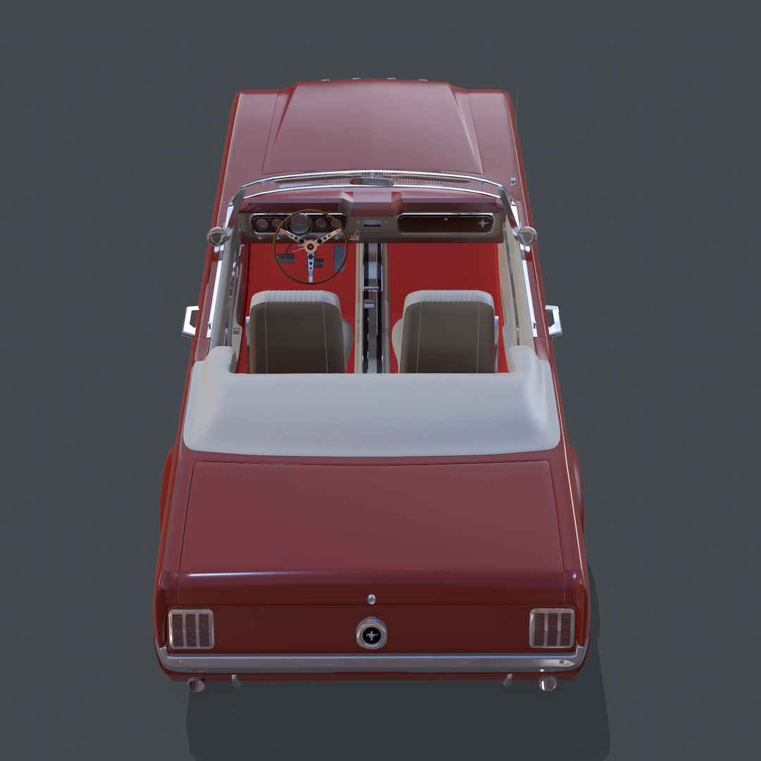 1965 Mustang screenshot020 png