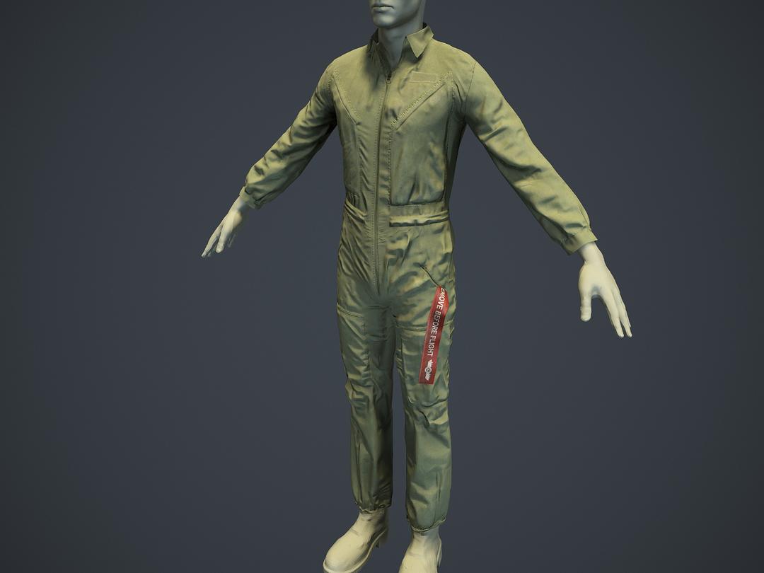 Mechanic Jumpsuit screenshot001 png