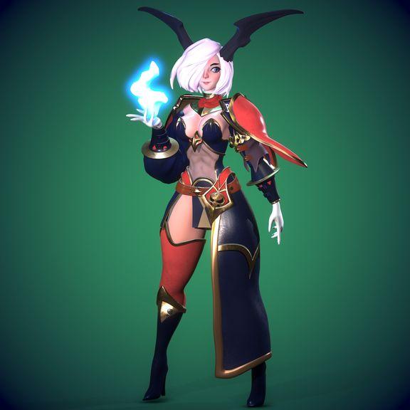 Witch dg