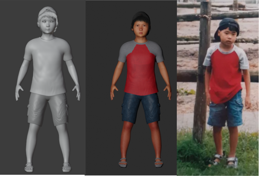 The Japanese Boy 1 png