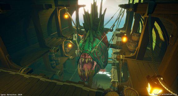 The Slaughter Docks