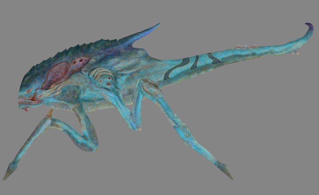 Fortitude - Creature koushik routh koushik routh runner screenshot0001 jpg