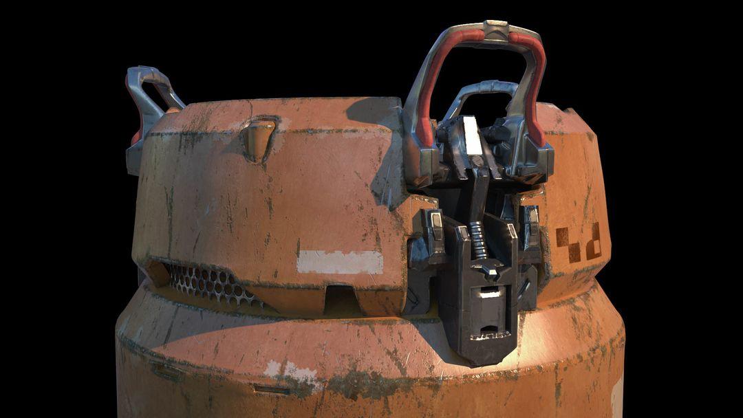 "Halo 5 ""Fan Art"" Barrel koushik routh halo 5 barrel lookdev v05 jpg"