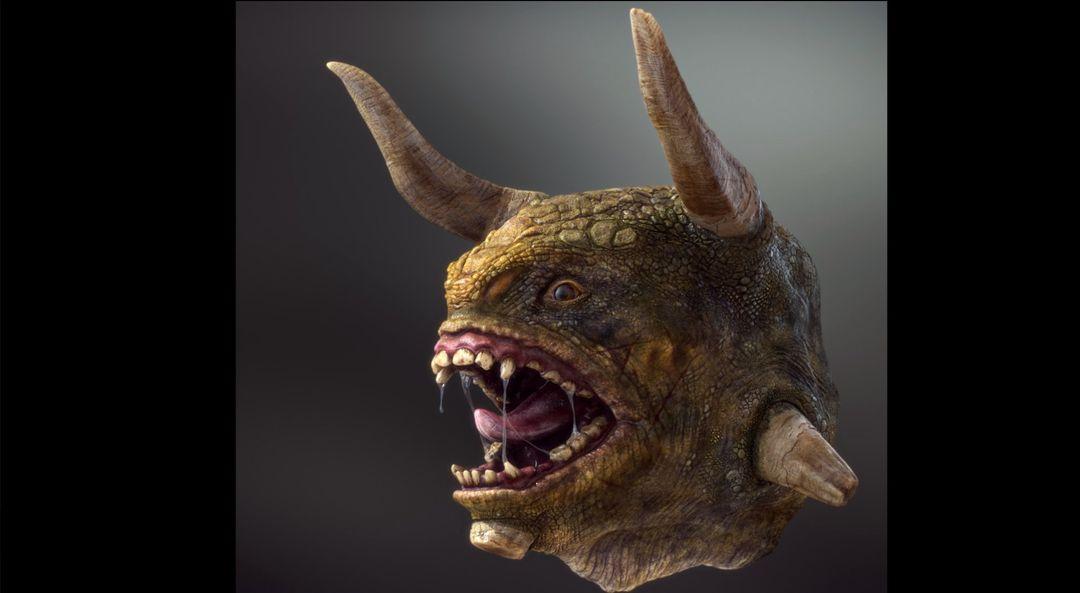 Stalker - Creature Bust koushik routh comp 1 00065 jpg