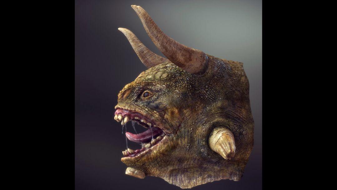 Stalker - Creature Bust koushik routh comp 1 00184 jpg