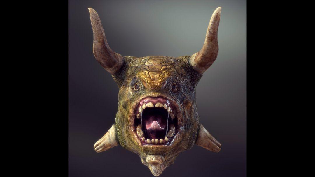 Stalker - Creature Bust koushik routh comp 1 00212 jpg