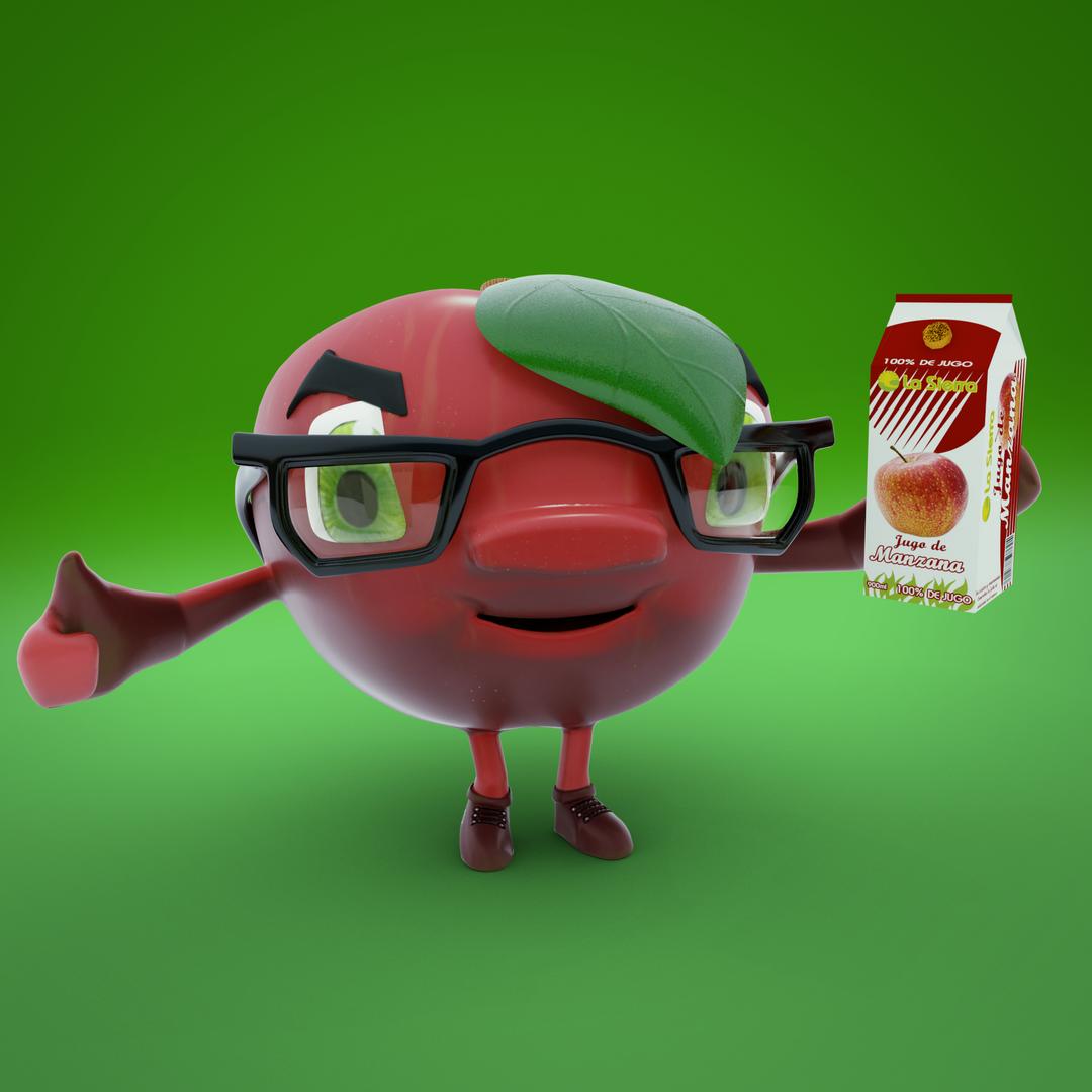 apple juice design maca02 png