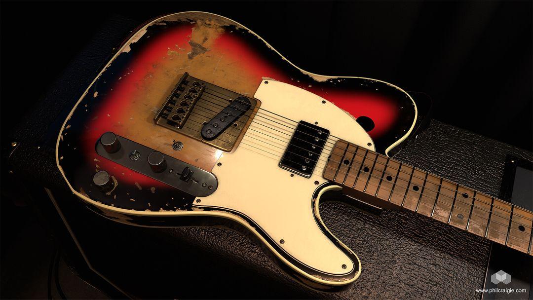 Andy Summers' 1961 Fender Telecaster Fender 02 jpg