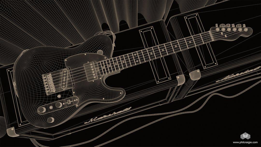 Andy Summers' 1961 Fender Telecaster Fender 06 jpg