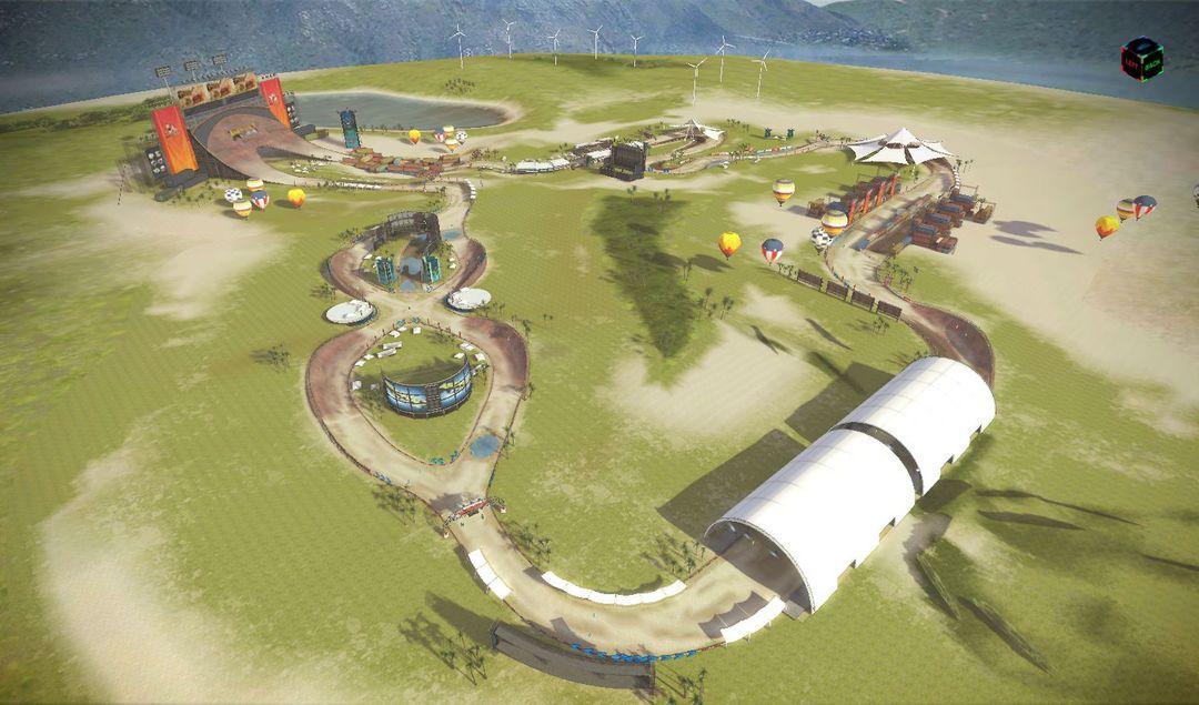 Asphalt Xtreme - Environment Art Asphalt Xtreme 06 jpg