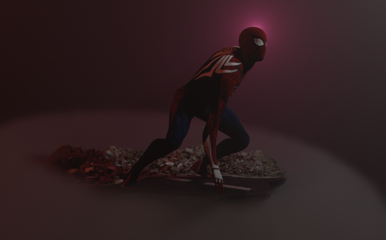 SPIDER MAN screenshot 1 png