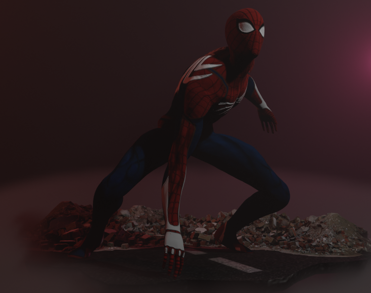 SPIDER MAN screenshot 7 png