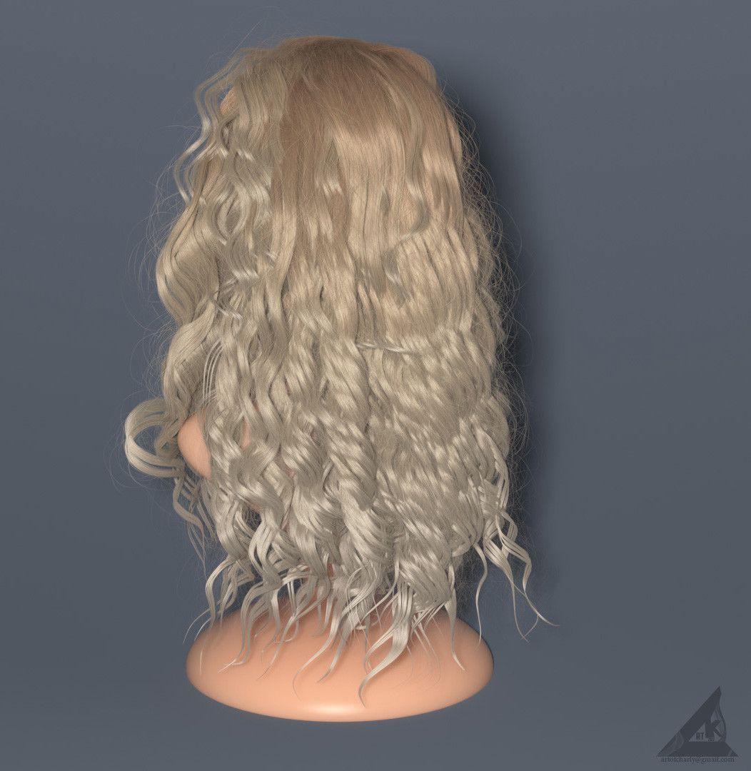 Hair #2 andrew krivulya r6 jpg