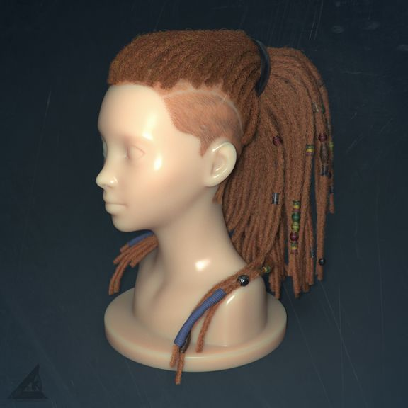Hair #3