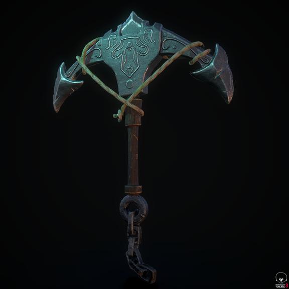 Nautilus' Anchor