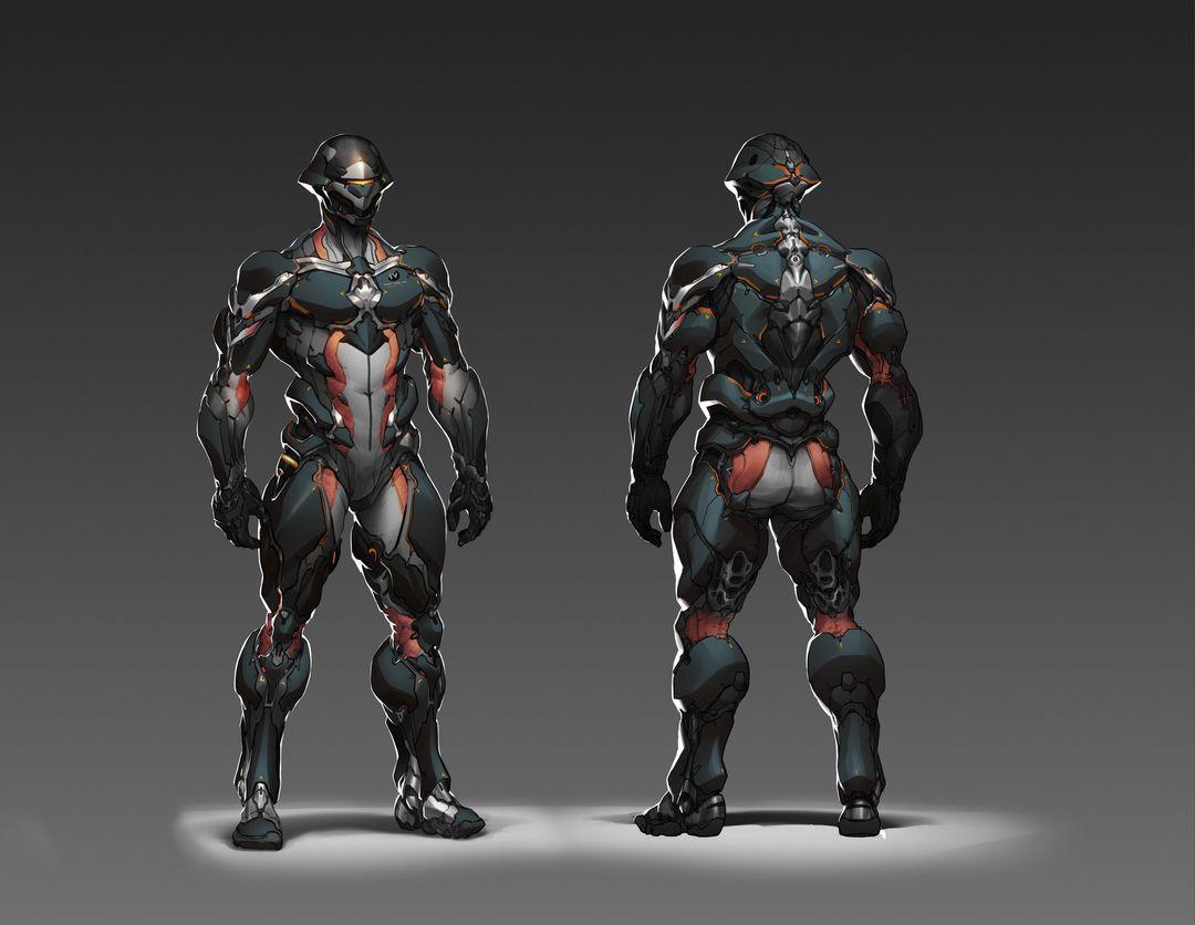 Phantom modular armour Phantom modular armour v 2 03 jpg