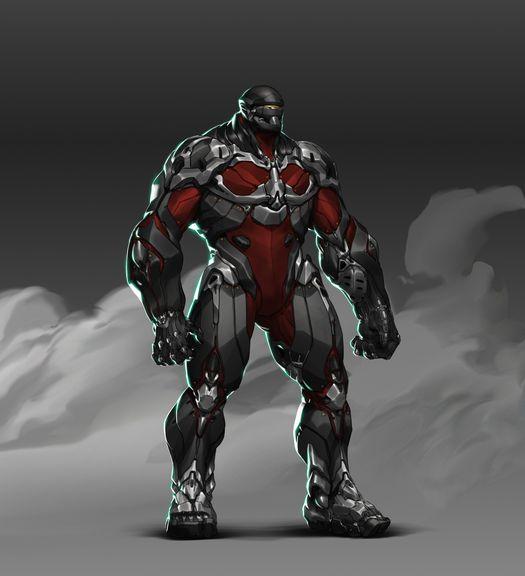 Heavy Phantom