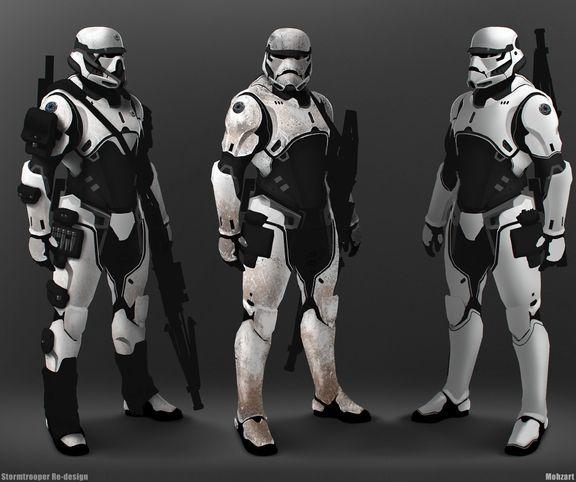 Stormtrooper Elite Concept