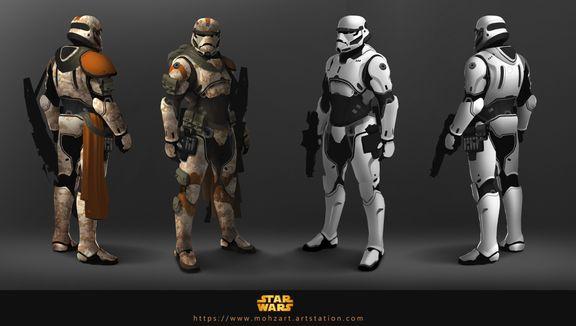 Stormtrooper Redesign