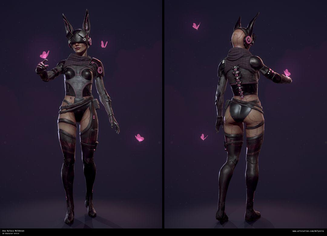 Sci-Fi Bunny Girl 2 jpg