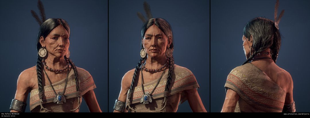 Hidatsa Warrior 5 jpg