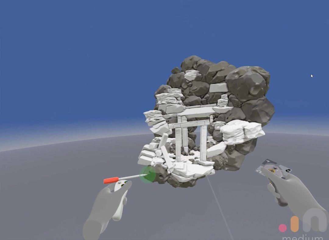 Cave Entrance highend game asset puNgVKw jpg