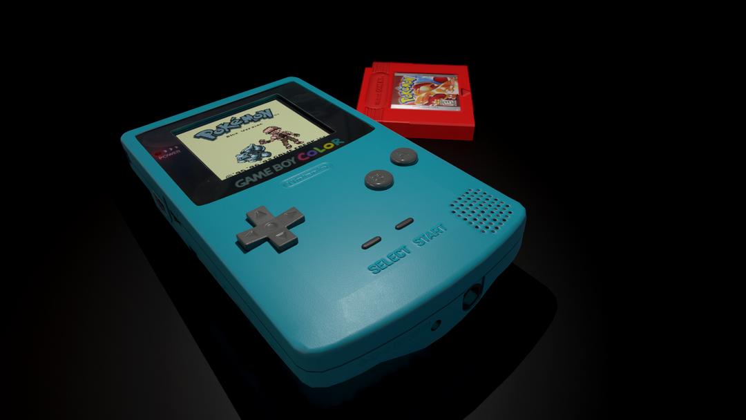 Gameboy Color screenshot003 png