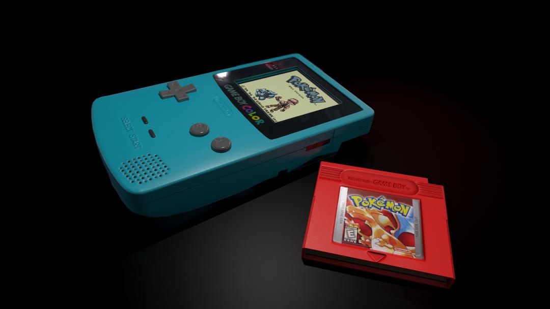 Gameboy Color screenshot005 png