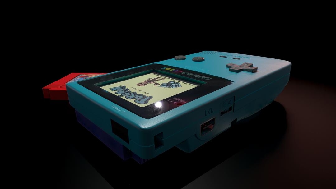 Gameboy Color screenshot006 png