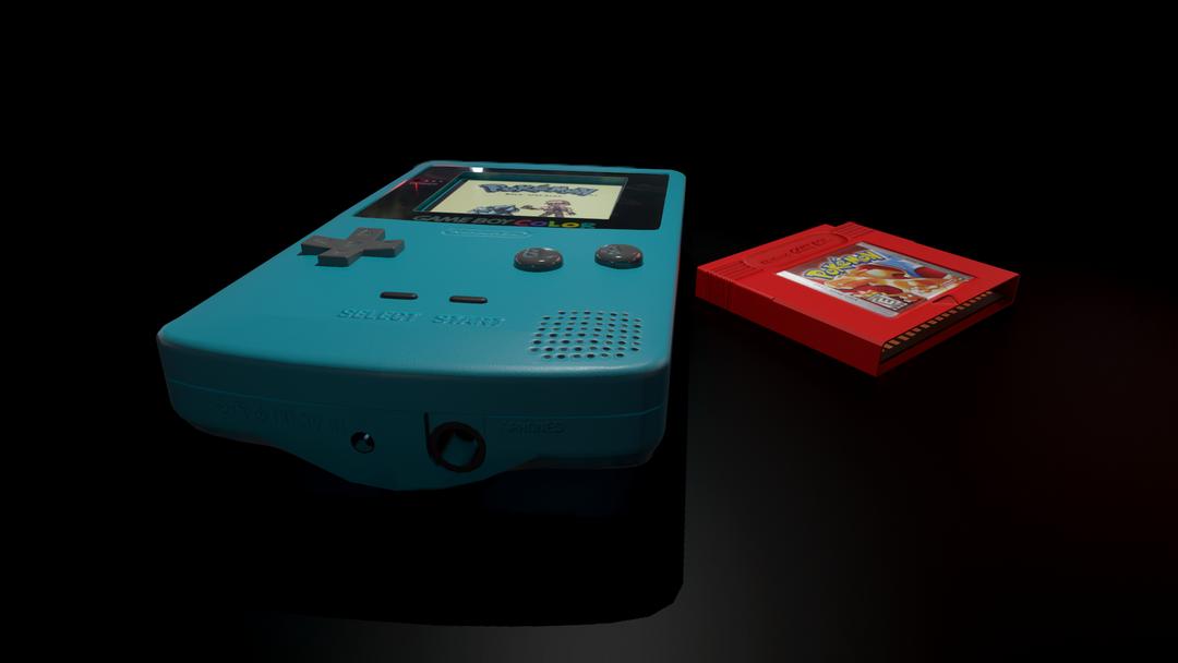 Gameboy Color screenshot007 png