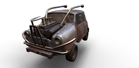 Some Vehicle Design